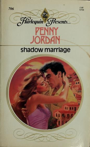 Cover of: Shadow marriage. by Penny Jordan