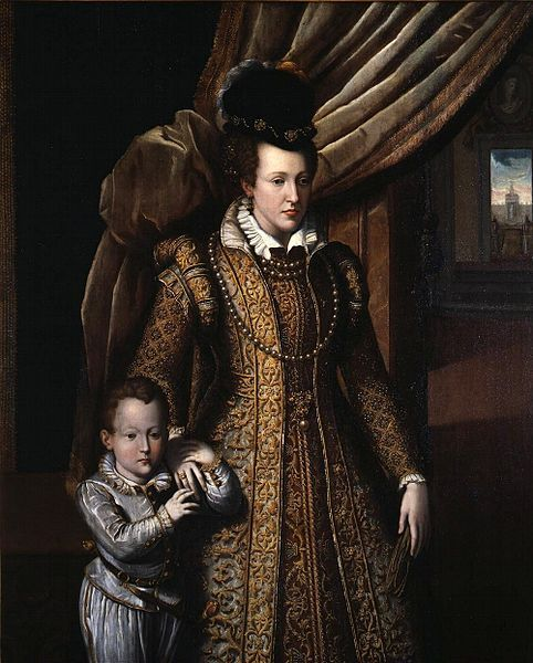 New study/ Renaissance: Medici children suffered from rickets -- due to vitamin D deficiency. Because of their wealth and privilege, they didn't go outside much.