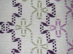 swedish weaving patterns - Google Search More