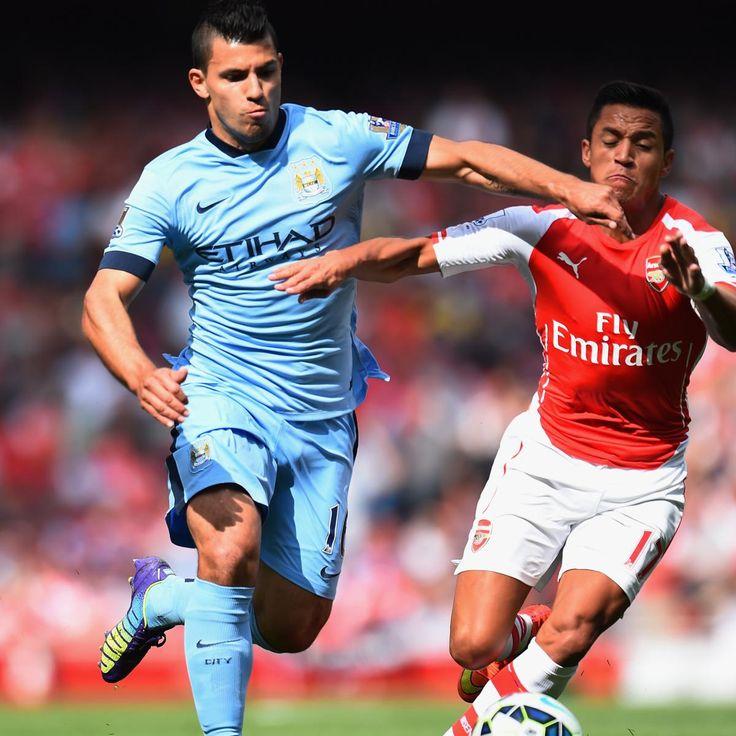 Arsenal Transfer News: Latest Rumours on Sergio Aguero and Alexis Sanchez