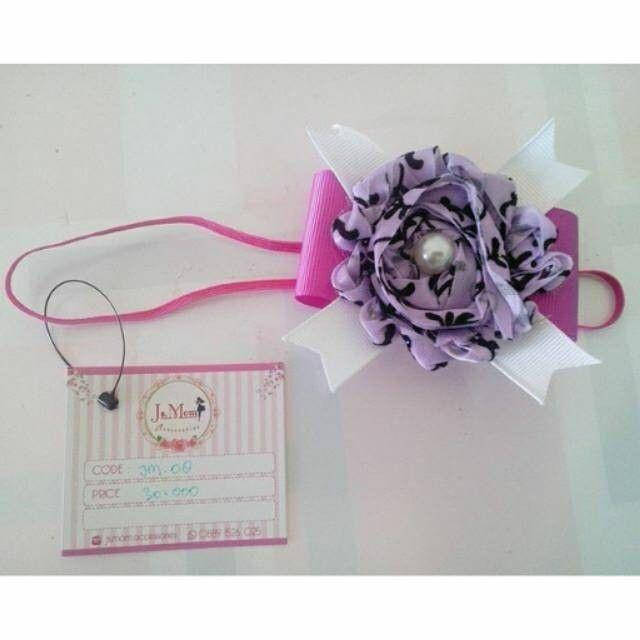 Saya menjual Headband seharga Rp30.000. Dapatkan produk ini hanya di Shopee! http://shopee.co.id/jm_accessories/2624860 #ShopeeID