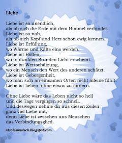 Liebe Gedicht Von Nicole Sunitsch In 2020 Liebe Liebesgedicht Gedichte