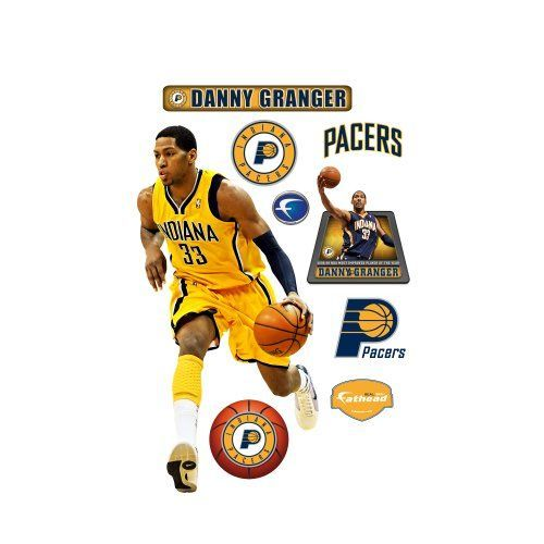 NBA Indiana Pacers Danny Granger Wall Graphic ** Find out more about the great product at the image link.