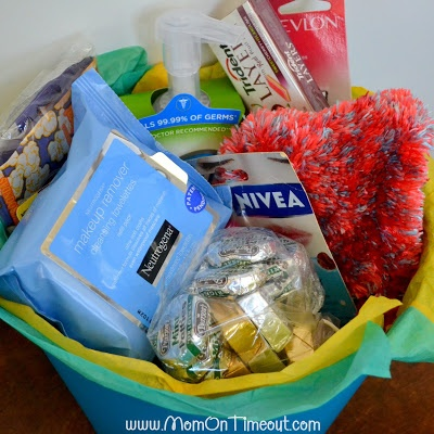 Mom's Back-to-School Survival Kits! {Gift Idea}