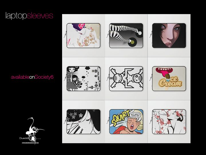 Laptop Sleeves available | Design Dinamique