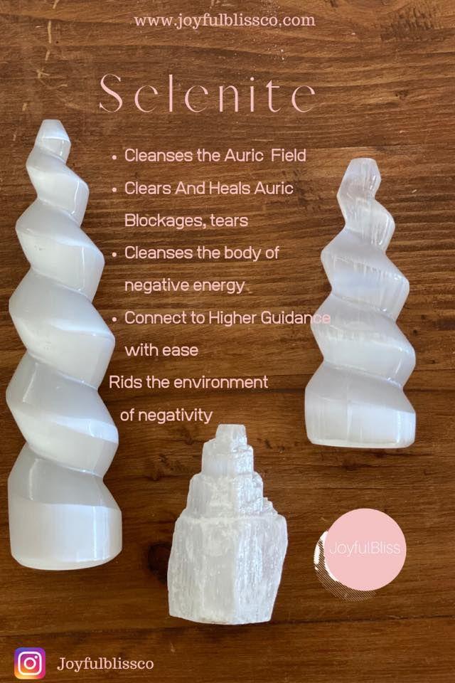 Selenite Healing Properties Spiritual Crystals Crystals Healing Properties Healing Candles