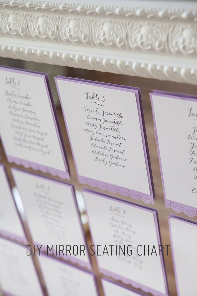 DIY Mirror Seating Chart-7 copy
