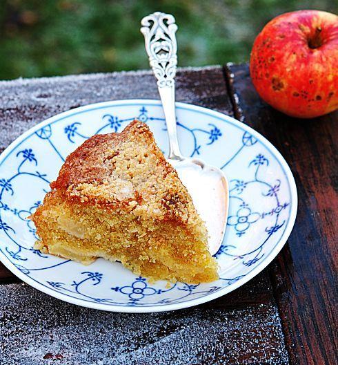 Самый простой в мире яблочный пирог или чисто норвежское изобретение - Раня