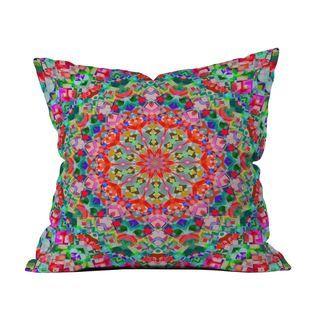 Kaleidoscope Outdoor Pillow