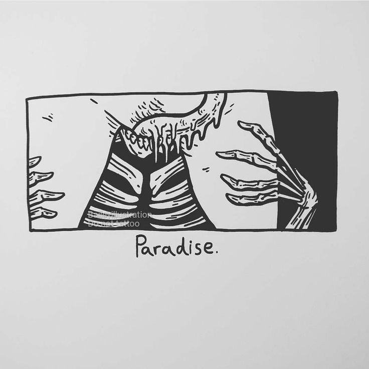 "14.2k Likes, 114 Comments - Matt Bailey (@baileyillustration) on Instagram: ""Paradise."""
