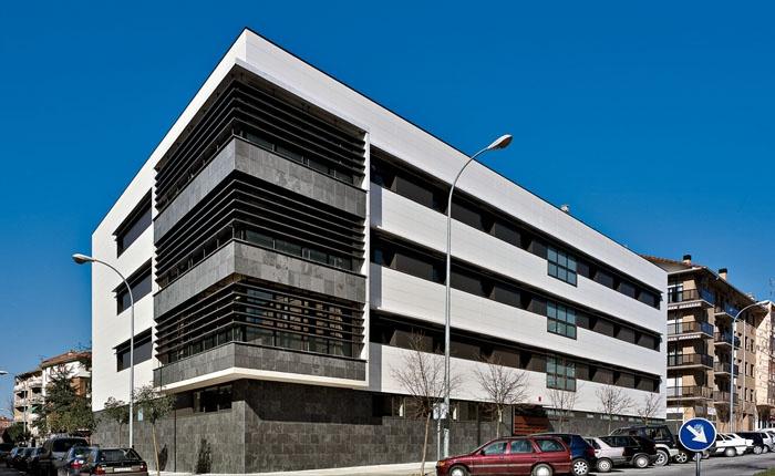 #Edificios #Contemporaneo #Exterior #Fachada