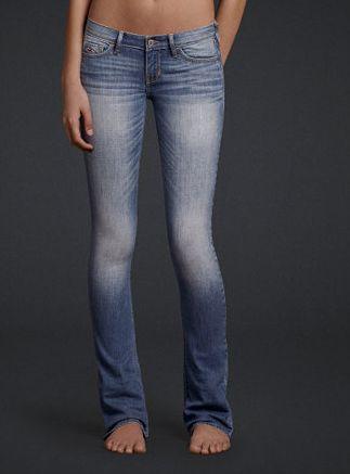 Boot Cut Jeans   HollisterCo.com