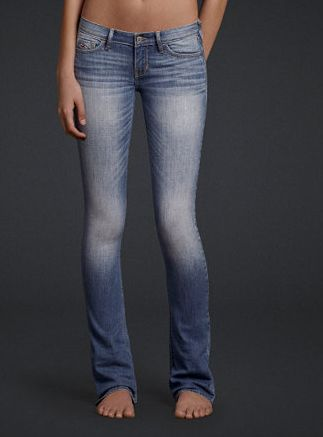 Boot Cut Jeans | HollisterCo.com