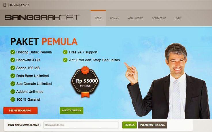 Sanggarhost.com Web Hosting Gratis, Murah, Terbaik dan Berkualitas di Indonesia adalah sebuah usaha yang bergerak dibidang internet yang menyediakan jasa web hosting gratis, selain itu ada juga web hosting murah, dan webhosting terbaik berkualitas.