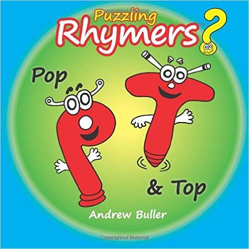 Puzzling Rhymers: Pop & Top: Amazon.co.uk: Andrew Buller: 9781511777445: Books
