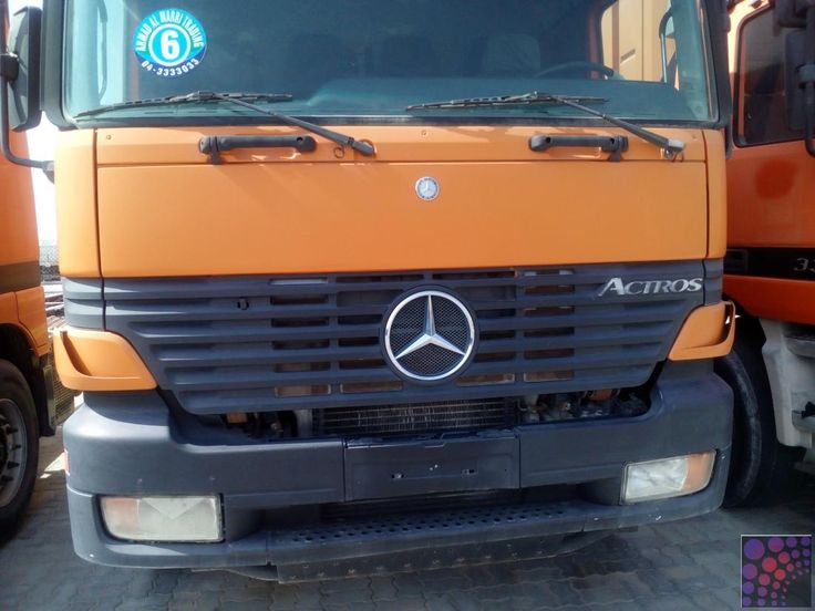USED MERCEDES GARBAGE TRUCK FOR SALE IN DUBAI
