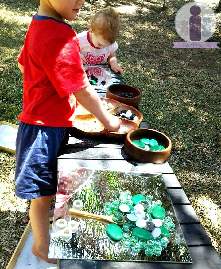 13 best Preschool explorations with natural materials or ...