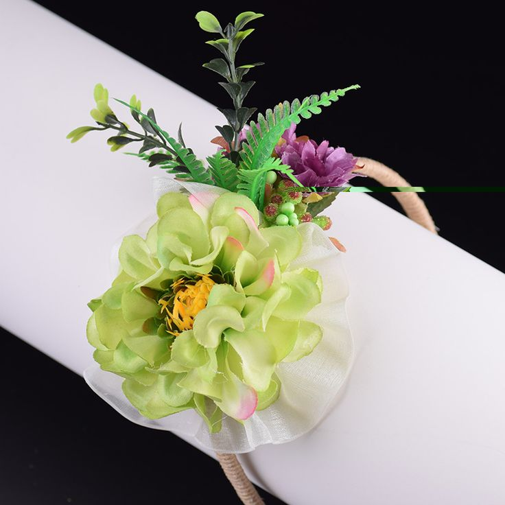 CXADDITIONS Floral Crown Colorful Chrysanthemum Grass Berry Leaf Carnation Flower Hair Band Wreath Headband Bridesmaid Headpiece