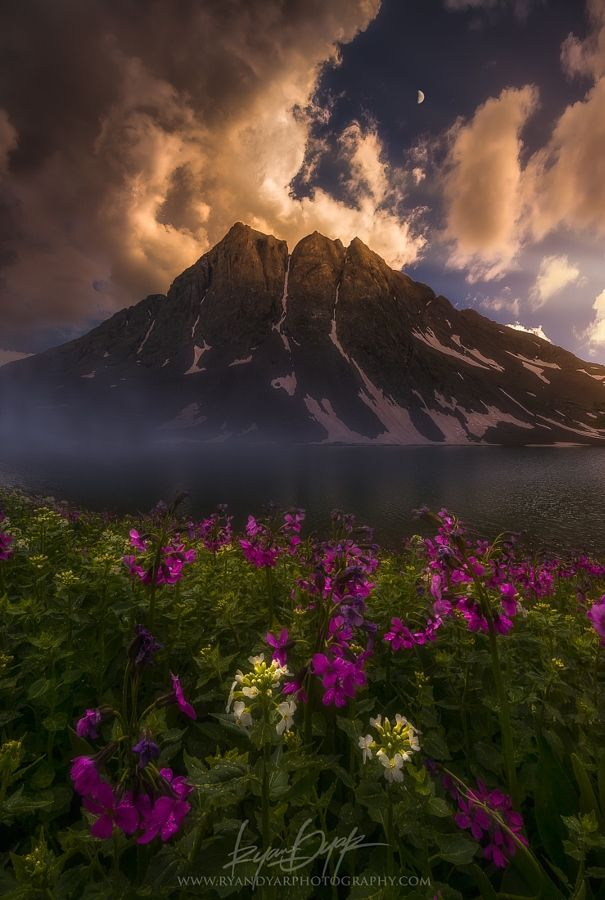 San Juan Mountains (California) by Ryan Dyar / 500px