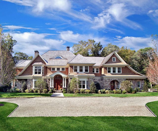 17 Classic Traditional Home Exterior Designs You'll Adore | Architecture, Art, Desings | Bloglovin'