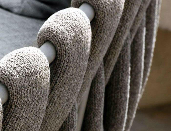 Fabric Outdoor Furniture by Monica Armani tribu outdoor furniture