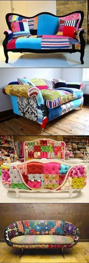 DIY Sofa Decoration and Renovation by VenusV