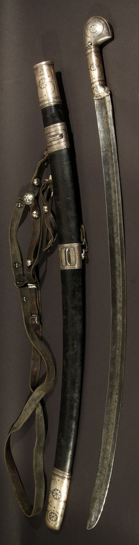 Кавказка шашка / A CAUCASIAN SHASHKA SWORD, LATE 19TH-EARLY 20TH CENTURY