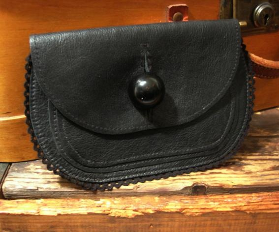Purse made from recycled upholstery materials | Humbugi | Finland | http://www.humbugi.com