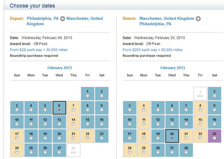 When to Use US Airways Dividend Miles and When to Use United Mileage Plus Miles | milevalue.com