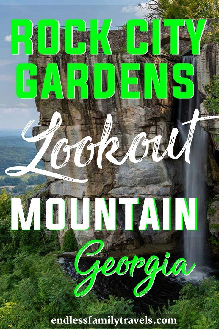 Rock City Gardens Lookout Mountain In 2020 Lookout Mountain City Garden Georgia Vacation