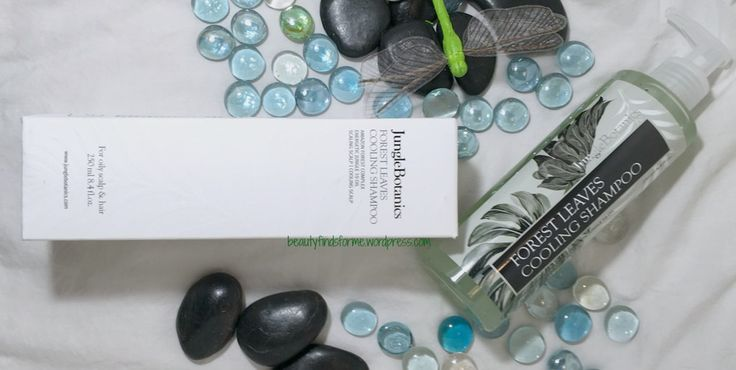 Jungle Botanics Forest Leaves Cooling Shampoo Review – Unboxing Beauty - the treatment you need for a fresh scalp
