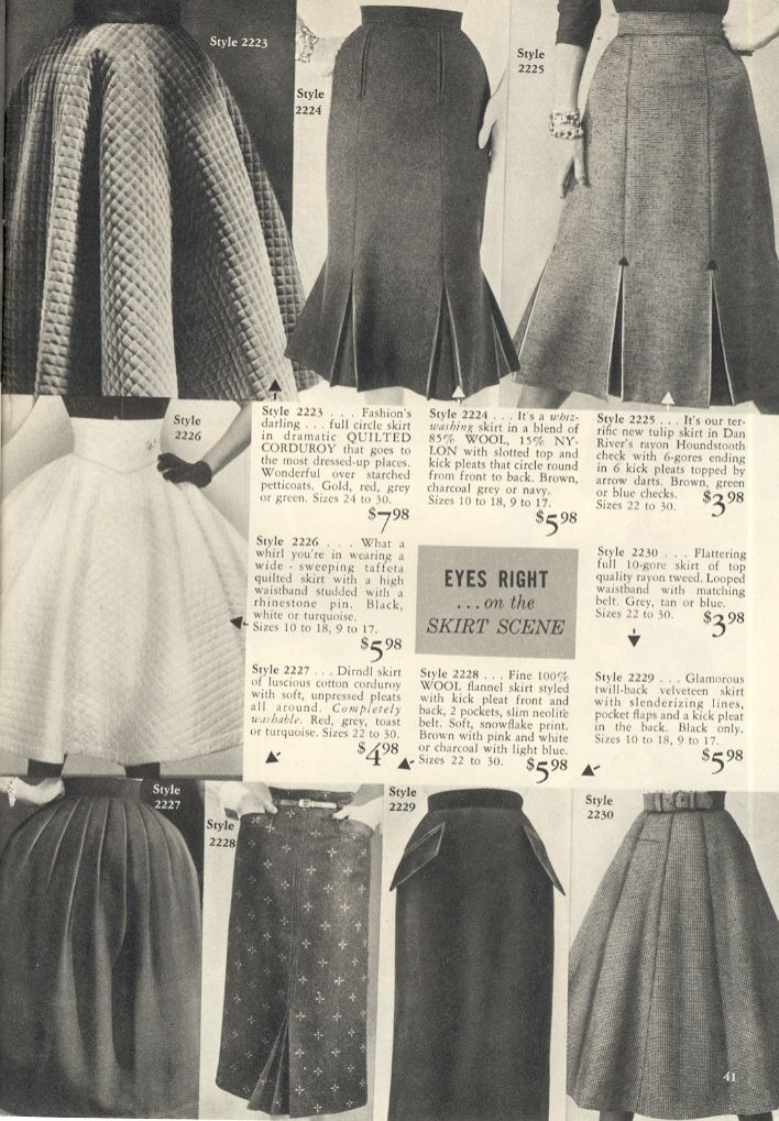 Lana Lobell Catalogue Images 1950s 1 Pinterest