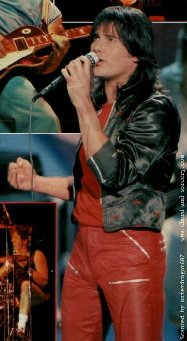 Jimi Jamison, circa 1984; from an article in a 1986 issue of BRAVO magazine, exact date uncertain