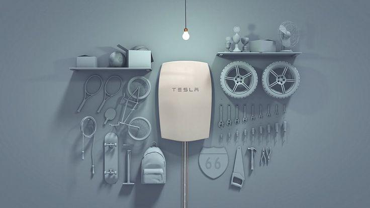 Eneco Tesla Powerwall on Vimeo