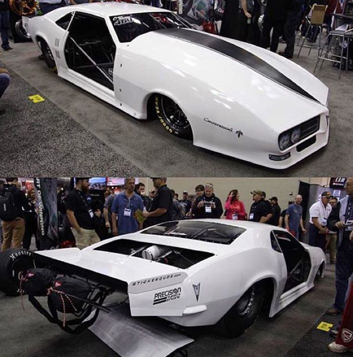 Street Outlaws Big Chief's new car is a Promod he call's Crowmod