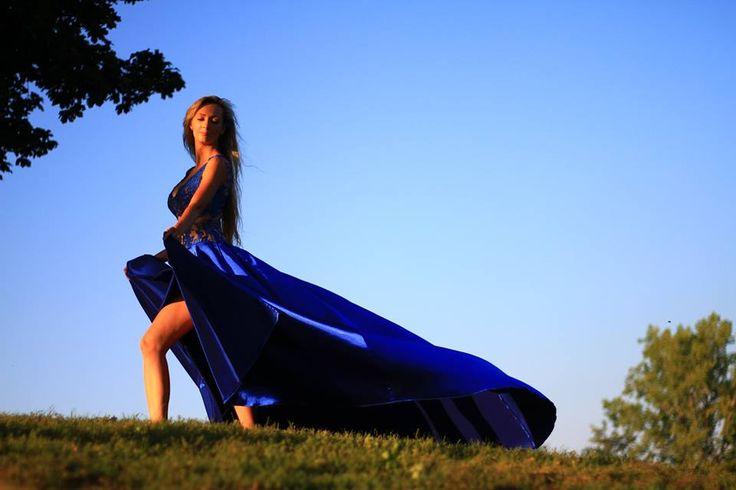 Evening dresses www.hana-binarova.webnode.cz