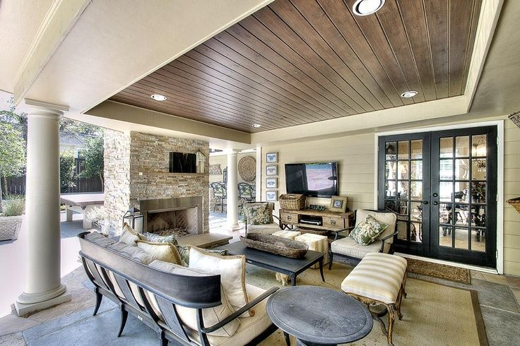 backyard renovation, covered patio | dream home | Pinterest