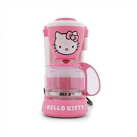 Hello Kitty Kitchen Appliances Are Taking Over (PHOTOS, VIDEO)