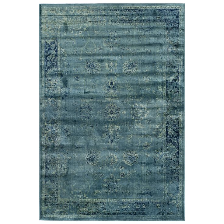 Shop Safavieh  VTG117-2220 Vintage Turquoise and Multi Colored Area Rug at Lowe's Canada. Find our selection of area rugs at the lowest price guaranteed with price match + 10% off.