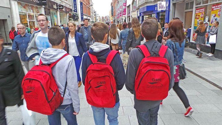 Grupo de curso escolar en Henry Street