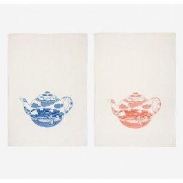Safomasi Cream Tea Tea Towel Set