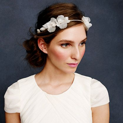 Jennifer Behr forget-me-not circlet