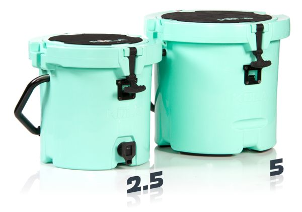 KULA Cooler five gallon and two point five gallon