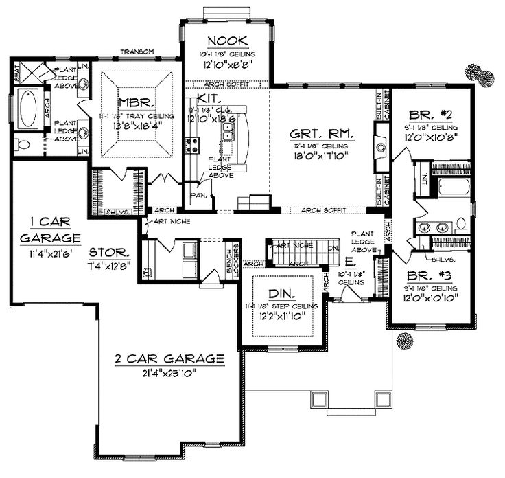 297 Best House Plans Images On Pinterest