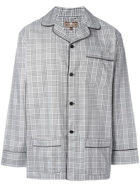 OTIS BATTERBEE 'Prince of Wales' pyjama set. #otisbatterbee #cloth #set