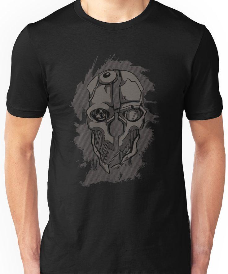 DisHonored Mask Unisex T-Shirt
