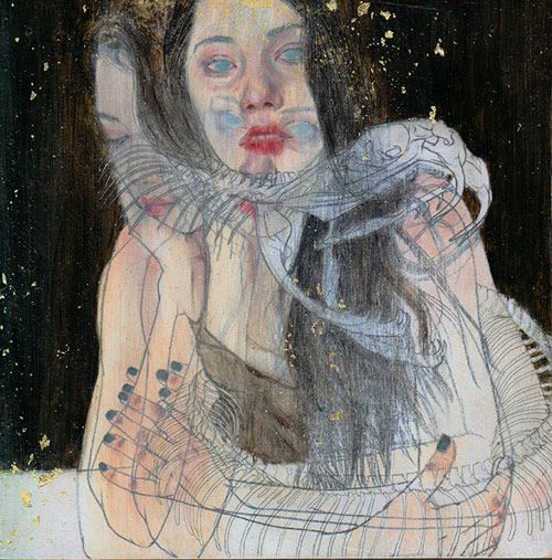 Artist Christine Wu