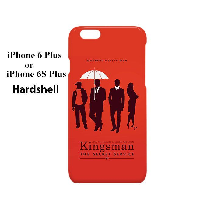 Kingsman The Secret Service iPhone 6/6s Plus Case