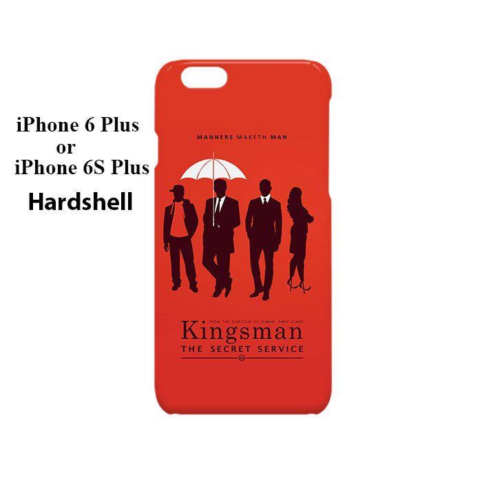 Kingsman The Secret Service iPhone 6/6s Plus Case