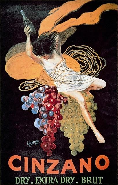"""PG085 """"Cinzano"""" poster by Leonetto Cappiello (1920)"""